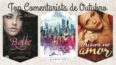 ALEGRIA DE VIVER E AMAR O QUE É BOM!!: [DIVULGAÇÃO DE SORTEIOS] - TOP COMENTARISTA DE OUT...