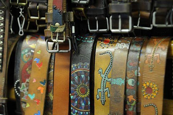 Dukes D'Artisan Belts