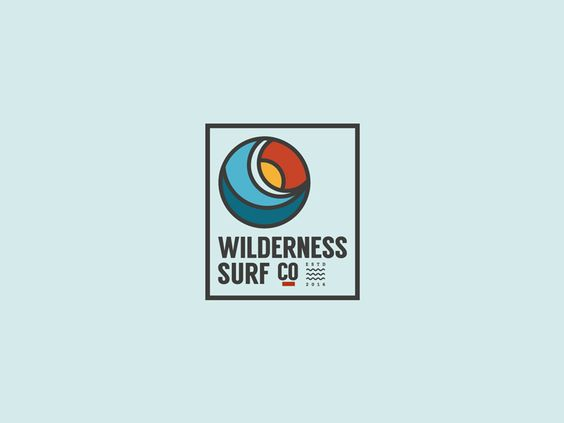 Wilderness Surf Logo