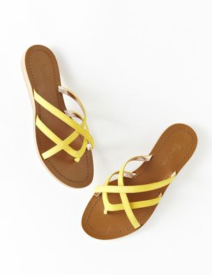 I've spotted this @BodenClothing Summer Sandal