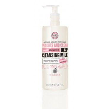 PEACHES AND CLEAN™ Deep Cleansing Milk