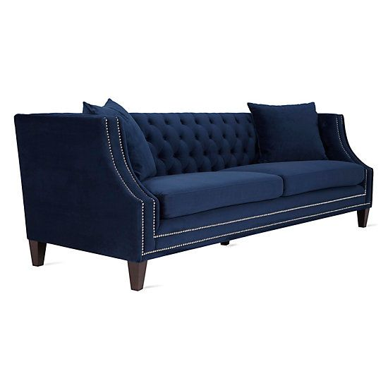 Hampstead Sofa | Hampstead Vincente Living Room Inspiration | Living Room | Inspiration | Z Gallerie