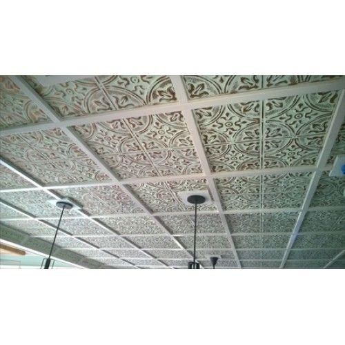 102 Tin Metal Ceiling Tile Fleur De Lis 12 Inch Pattern Metal Ceiling Tiles Metal Ceiling Tin Metal Ceiling Tiles
