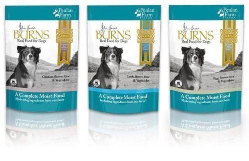 Burns Penlan Farm Dog Pouch Wet Food Variety 12x150g Dogfood Pets Supplies Care Food Ebay United Kingdom Dog Pouch Farm Dogs Dog Food Recipes