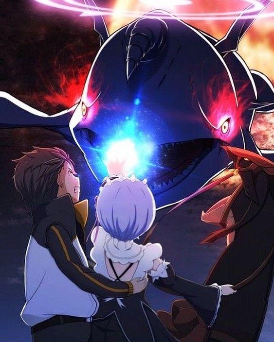 S Post Rezero真係太好睇了吧哭死寶寶了 Rezerokarahajimeruisekaiseikatsu Rezerostartinglifeinanotherworld Rezerosubaru Rezerorem Anime Anime Images Anime Wallpaper