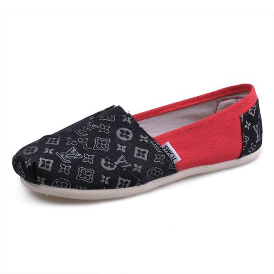 louboutin sneakers - Toms Espadrilles Louis Vuitton Red Men Shoes Outlet   Toms ...