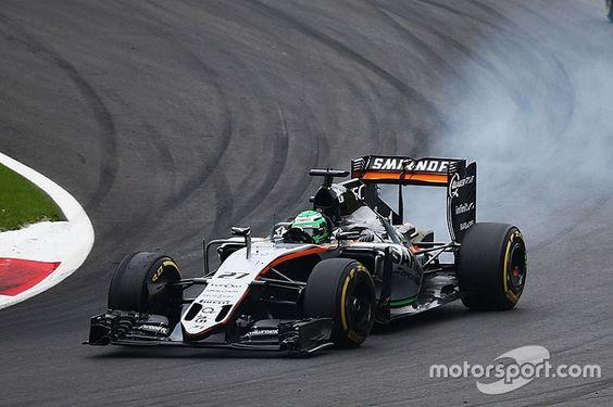 B.V., Silverstone - C'est dans l'incertitude que Nico Hülkenberg aborde le Grand Prix de Grande-Bretagne, après une course très difficile au Red Bull Ring alors qu'il s'élançait de la première ligne de la grille de départ.