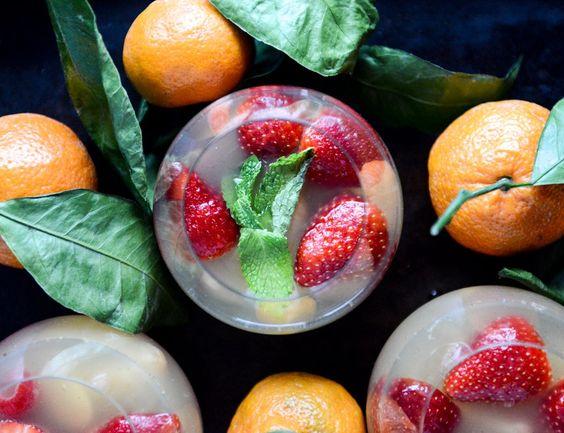 #Cocktail-Rezept der Woche: Erdbeer Mimosas
