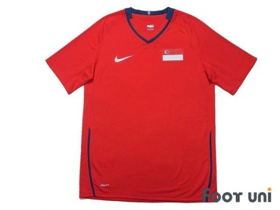 Singapore 2008 Home Shirt Retro Football Shirts Vintage Football Shirts Soccer Shirts