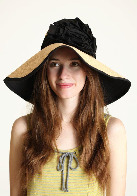 Le Fleur Sun Hat