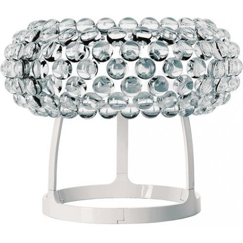 Lampe Transparente Caboche Inspiree Patricia Urquiola D 50 Cm En 2020 Lampes Jaunes Patricia Urquiola Lampes De Table
