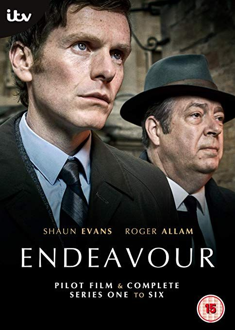 Endeavour Series 1 To 6 Dvd 2019 Amazon Co Uk Dvd Blu Ray