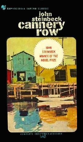 a summary of cannery row by john steinbeck In ''cannery row'', steinbeck paints a picture of a small utopian community that survives on patience and social responsibility in this lesson.