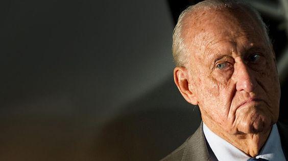 Fifa groß gemacht: Weltsportführer Havelange wird 100