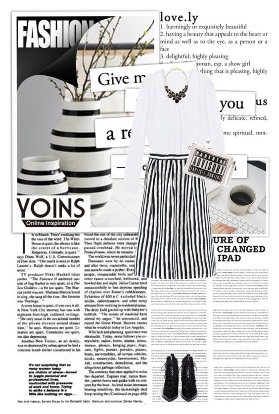 """Yoins 47"" by emina-turic ❤ liked on Polyvore featuring Kähler, Marc by Marc Jacobs and yoins"