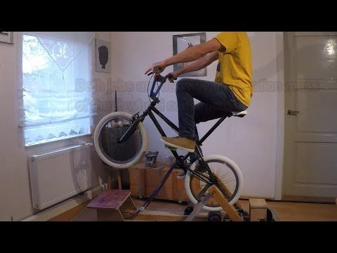 Wheelie Machine Bicycle Fahrrad Youtube Bicycle Bmx Bicycle