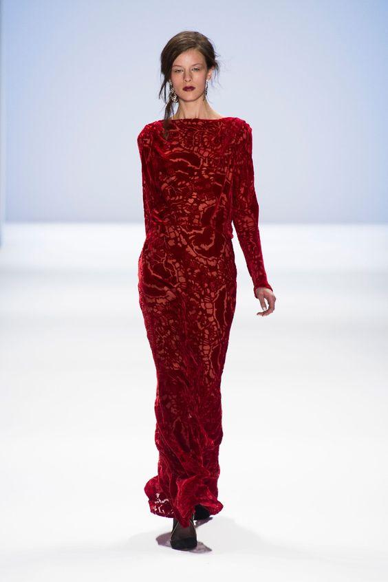 Tadashi Shoji | Nova York | Inverno 2014 RTW