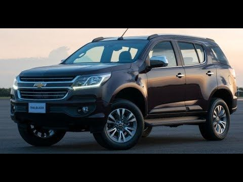 2019 Chevy Trailblazer Release Car 2019