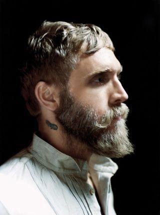 The beard goal.