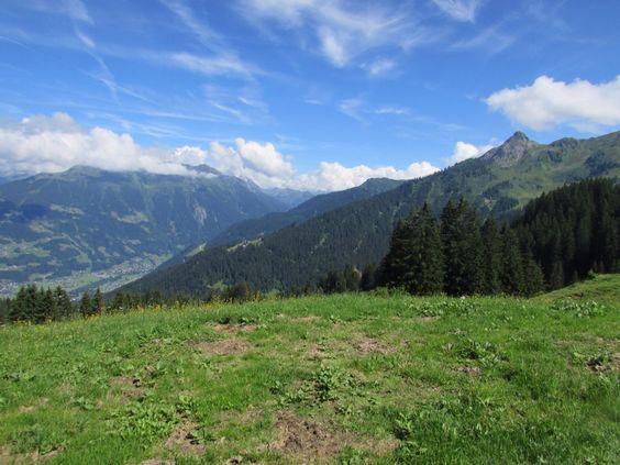 Top of Austrian Alps