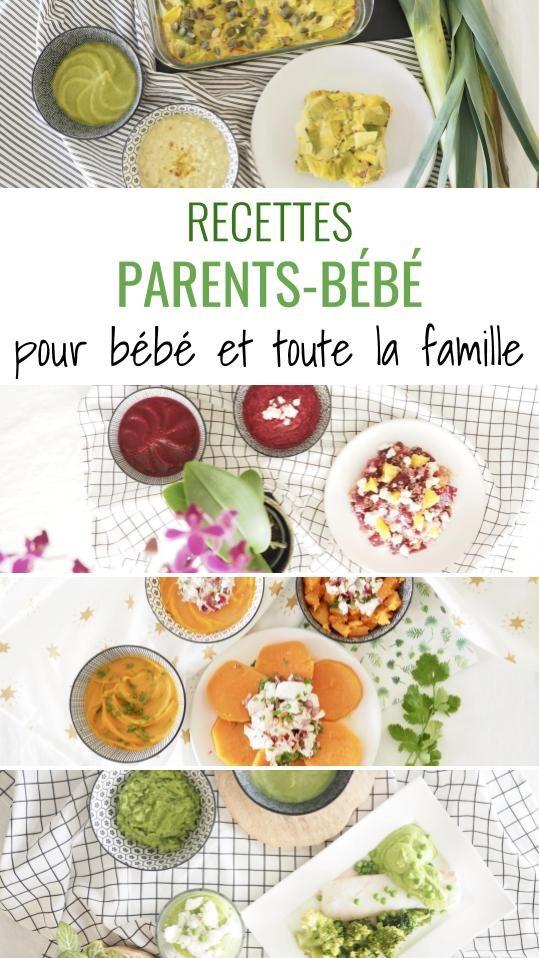 Un Seul Repas Pour Toute La Famille Cuisinez Pour Bebe Repas Pour Bebe Faits Maison Aliments Pour Bebe Faits Maison Repas Bebe