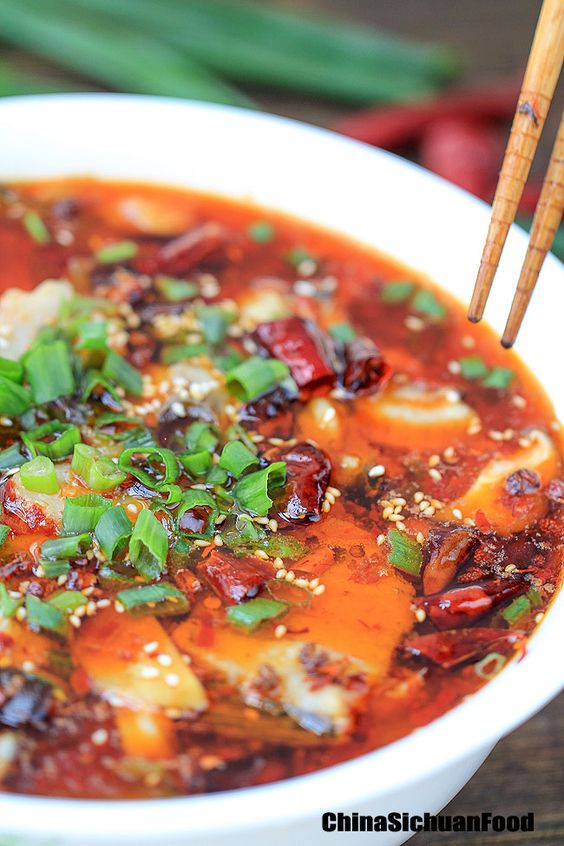 Fish grass carp and fish soup on pinterest for Boiled fish recipe