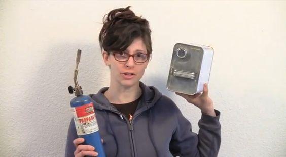 Tinplate Girl Videos: Craft Posts, New Crafts