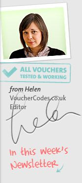 Our weekly newsletter mascot - Helen!