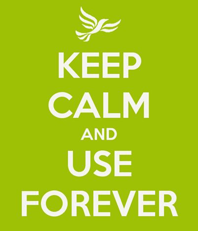 Keep calm and use forever!!  Order online now!  Worldwide delivery.  Visit…