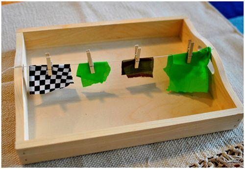 Montessori for 19 to 20 Month Olds: