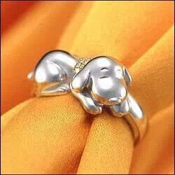 snoopy ring snoopy peppermint