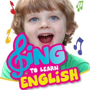 Sing to Learn English - The world's first flashcard-inspired English children songs app collection which helps your child to learn more than 1,000 words using more than 50 songs. Watch your child sing along with glee to songs such as 'Old MacDonald', 'Where is Thumbkin?', 'Incy Wincy Spider', 'This Old Man', 'Mary Had A Little Lamb' and many more!