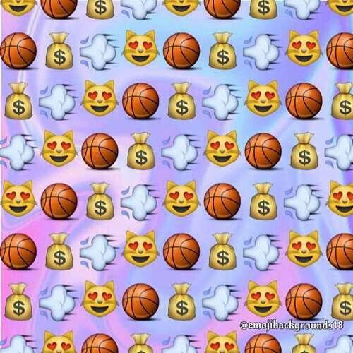 basketball emoji wallpaper for boys - photo #11