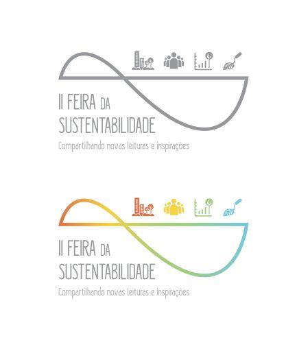 Logo II Feira da Sustentabilidade