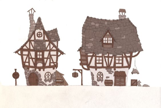 2d_concept_for_a_medieval_house_by_cuculus-d5c8rkz