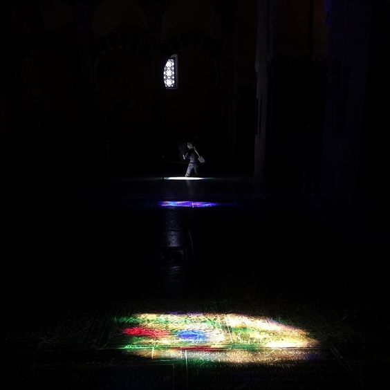 #luz #mezquita #Cordoba by andreparrau
