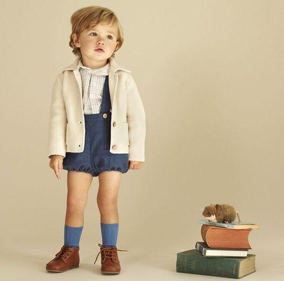 LOOK BOOK - BOY - BABY -  - #BabyClothing