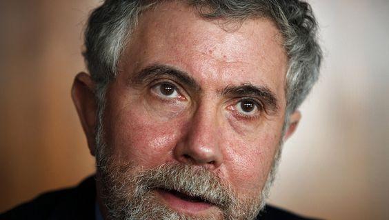 Los krugmanitas y los economistas de agua salada - Liberal Spain