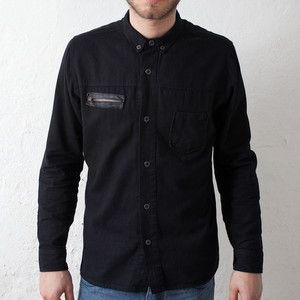 Alex Shirt Black
