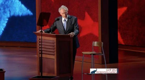 Clint Eastwood conversa com cadeira vazia q representava Obama em discurso político – veja a resposta criativa do presidente http://www.bluebus.com.br/clint-eastwood-conversa-c-cadeira-vazia-q-representava-obama-em-discurso-politico-e-a-resposta-criativa-do-presidente/