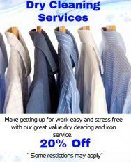 Dry Cleaning Services in Delhi