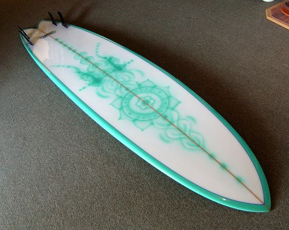Love the colors and pattern! How do the fish tail boards work though?~Lily