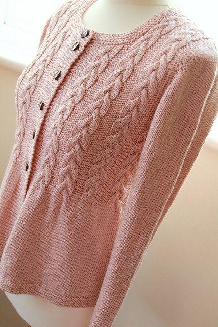 Venezia Sport Cable Cardigan Free Knitting Pattern and more cardigan knitting patterns at http://intheloopknitting.com/cardigan-sweater-knitting-patterns/: