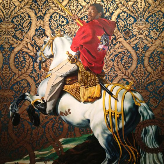 Kehinde Wiley, Equestrian Portrait of the Count Duke ...