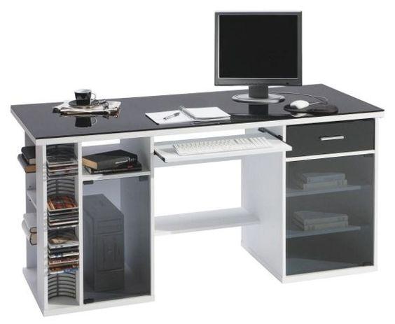 Der Computertisch Tom Von Xora Uberzeugt Durch Eleganz Und
