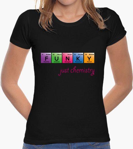Funky just chemistry #funky #tees #TeeShirt