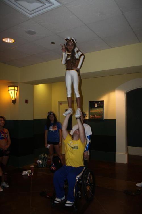 Top Gun Cheer Gabi Butler Cheerleading, Top gun ...