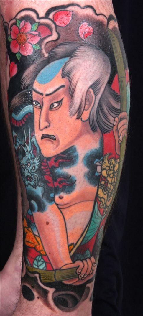 #samuraitattoo