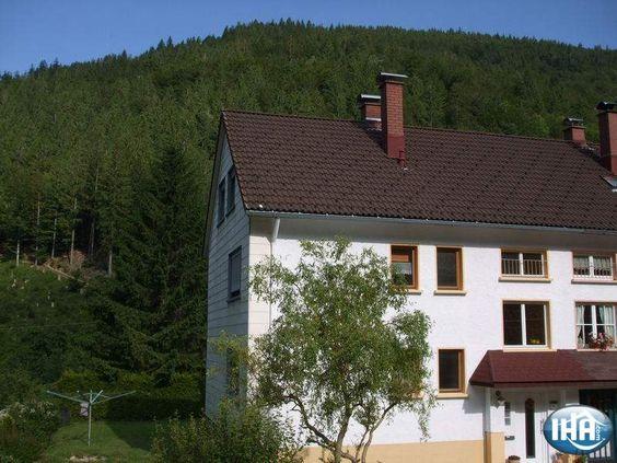 Huis  Brandenberg Vakantiewoningen  Regio Freiburg im Breisgau Baden Württemberg Duitsland