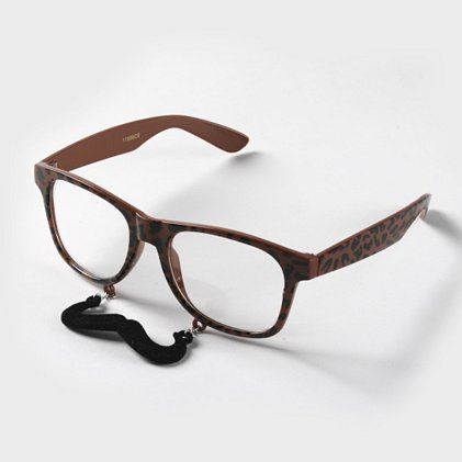 Want to go incognito, but not without your glasses?? Now you can!